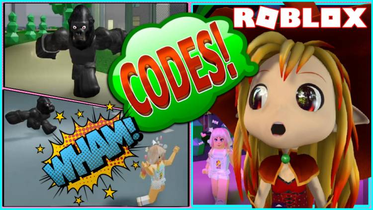 Roblox Gorilla Gamelog - August 27 2020