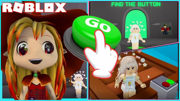 Roblox Find The Button V2 Gamelog - August 28 2020