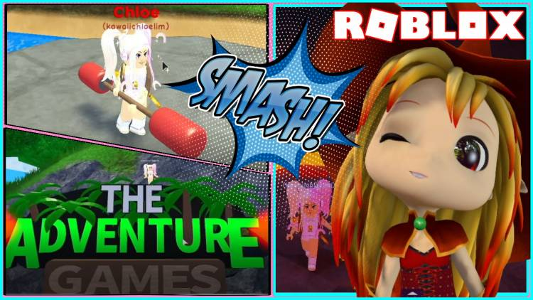Roblox The Adventure Games Gamelog - September 06 2020