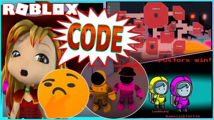 Roblox Amoung Us Gamelog - November 10 2020