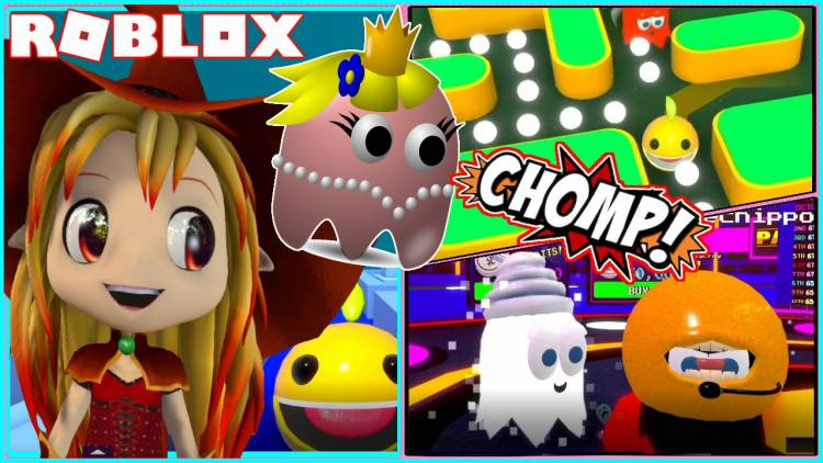 Roblox Pac-Blox Gamelog - November 19 2020
