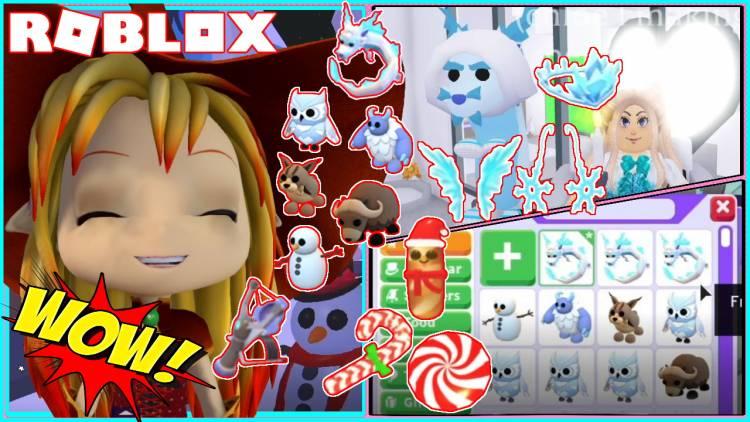 Roblox Adopt Me Gamelog - December 17 2020