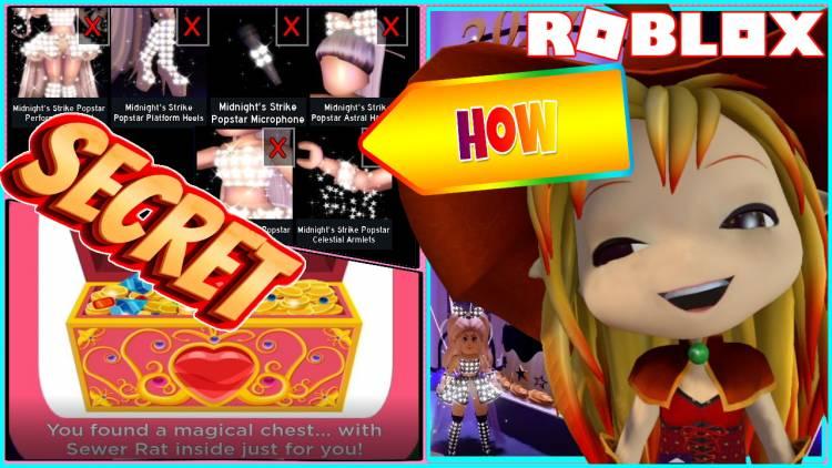 Roblox Royal High Gamelog - August 09 2020