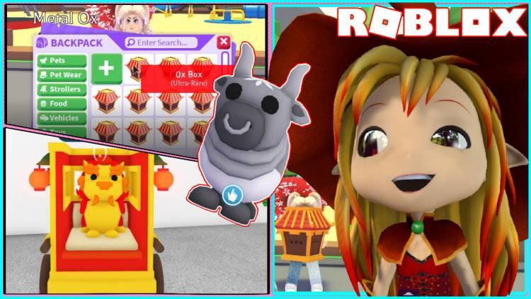 Roblox Adopt Me Gamelog - February 04 2021