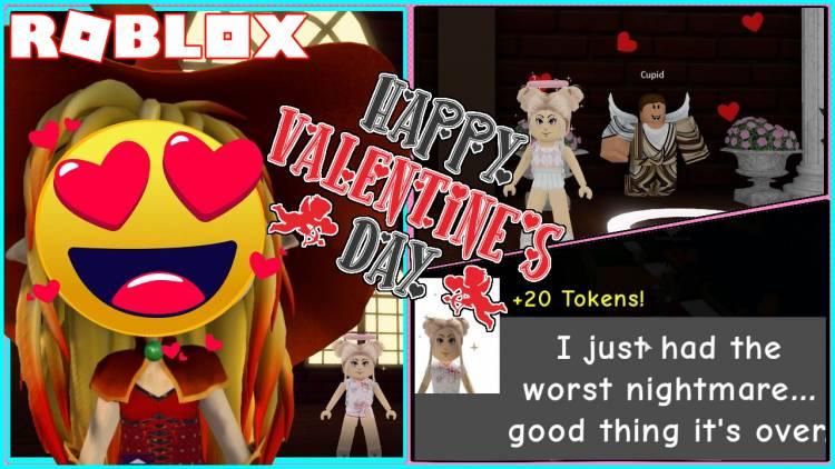 Roblox Nightmare Gamelog - February 14 2021