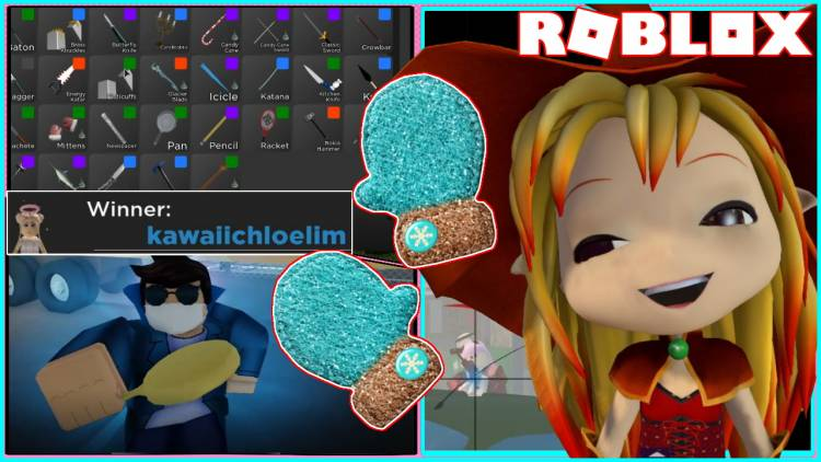 Roblox Arsenal Gamelog - March 04 2021
