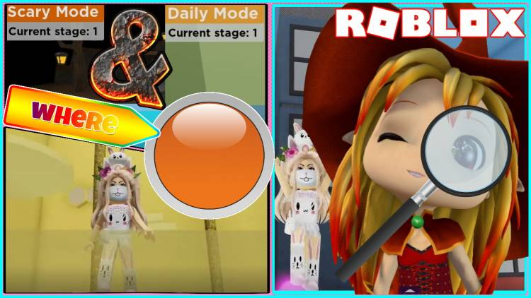 Roblox Find The Button V2 Gamelog - March 26 2021