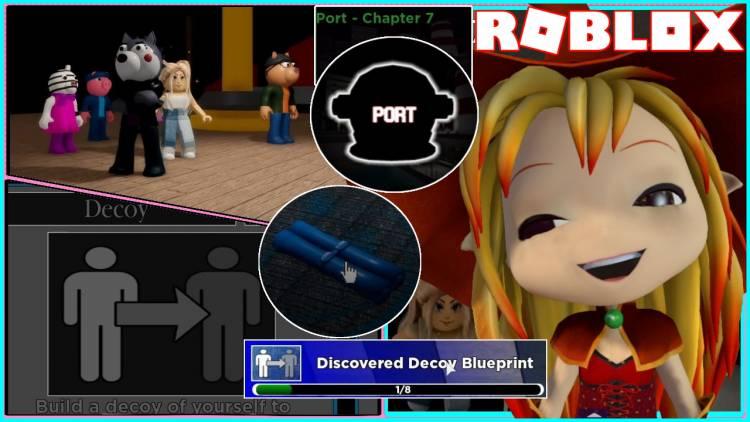 Roblox Piggy Gamelog - April 25 2021
