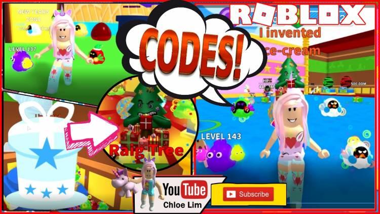 Roblox Ice Cream Simulator Gamelog - January 2 2019