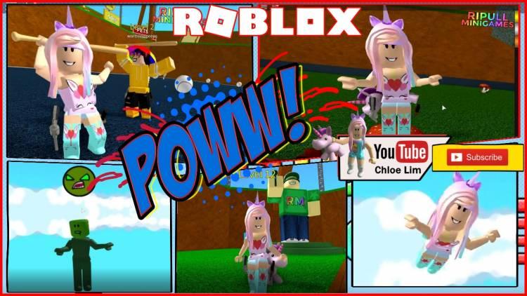Roblox Ripull Minigames Gamelog - January 13 2019