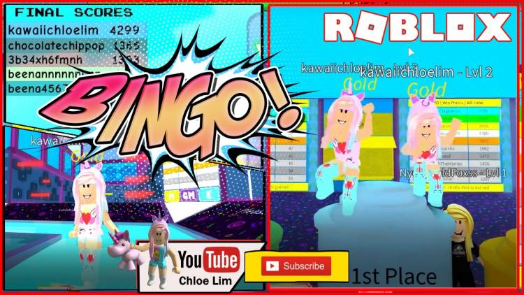 Roblox Colour Cubes Gamelog - February 7 2019