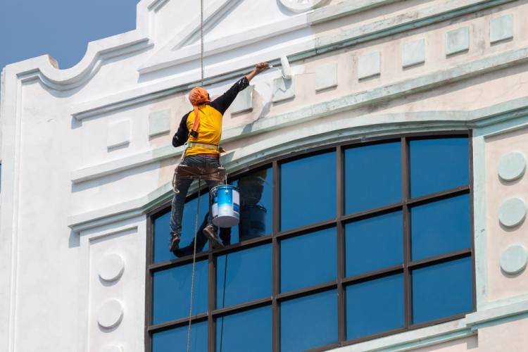 Benefits of Hiring Commercial Painting Contractors for Your Business