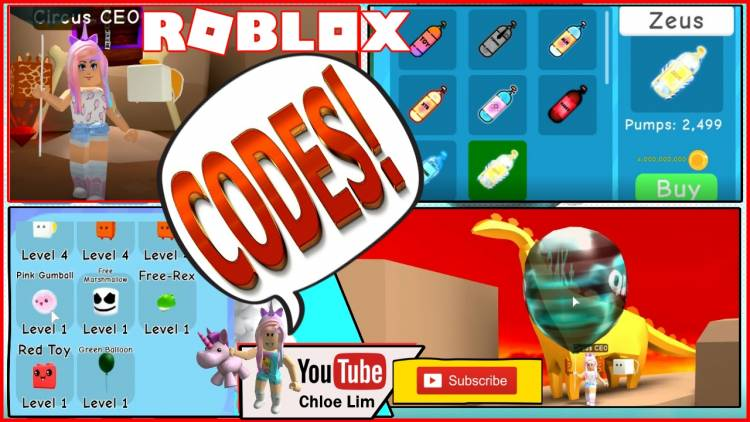 Roblox Balloon Simulator Gamelog - March 14 2019