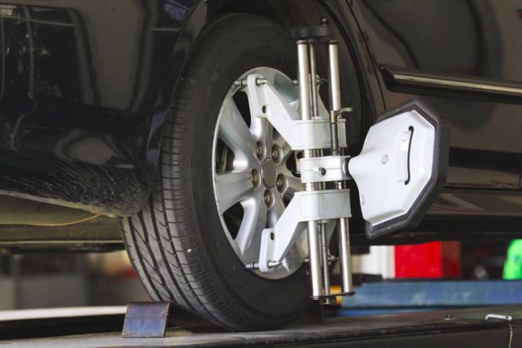 Wheel Alignment Keeps Your Car Straight on Road