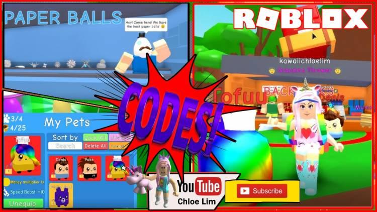Roblox Paper Ball Simulator Gamelog May 13 2019 Free Blog