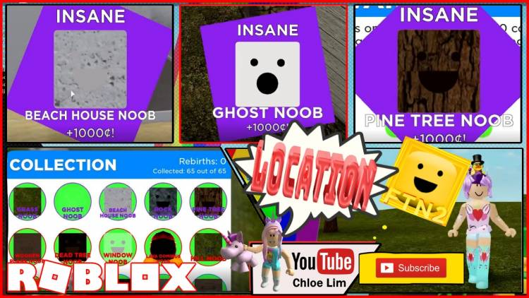Roblox Find the Noobs 2 Gamelog - May 18 2019