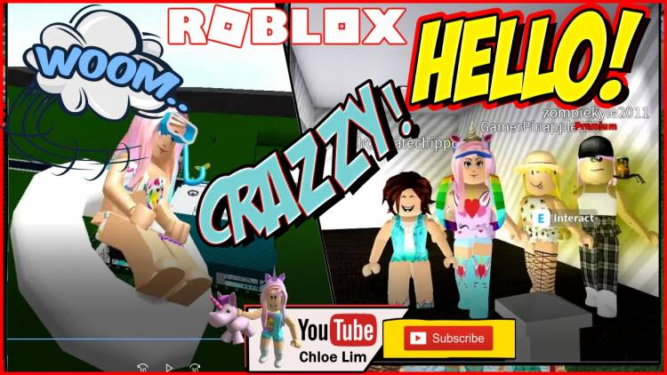 Roblox Welcome to Bloxburg Gamelog - May 29 2019