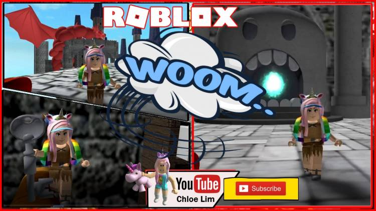 Roblox Escape The Dungeon Obby Gamelog - July 01 2019