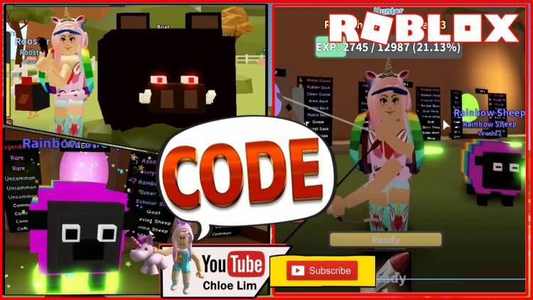 Roblox Hunting Simulator 2 Gamelog - July 02 2019