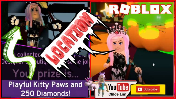 Roblox Royale High Halloween Event Gamelog October 07 2019
