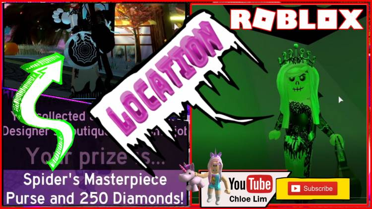 Roblox Royale High Halloween Event Gamelog October 09 2019