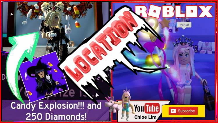 Roblox Royale High Halloween Event Gamelog - October 10 2019