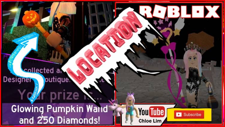 Roblox Royale High Halloween Event Gamelog - October 17 2019