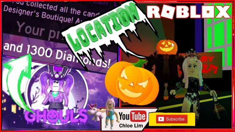 Roblox Royale High Halloween Event Gamelog October 21 2019