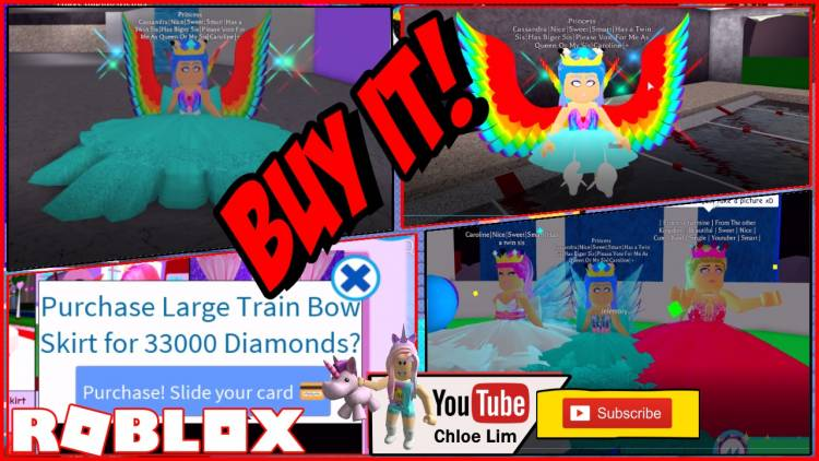 Roblox Royale High Gamelog - 27 April 2018