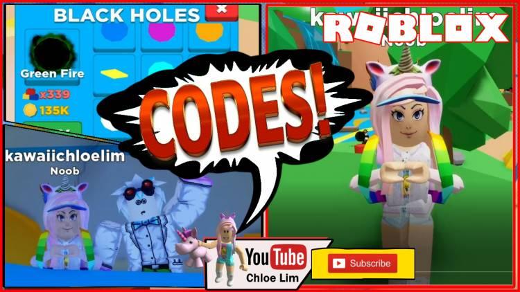 Roblox Black Hole Simulator Gamelog - November 08 2019