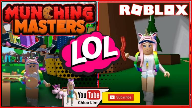 Roblox Munching Masters Gamelog - November 23 2019