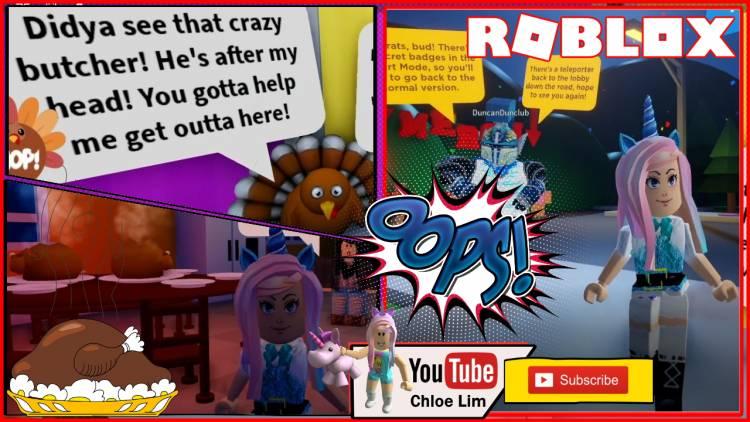 Roblox Save Tom The Turkey Obby Gamelog November 30 2019 Free