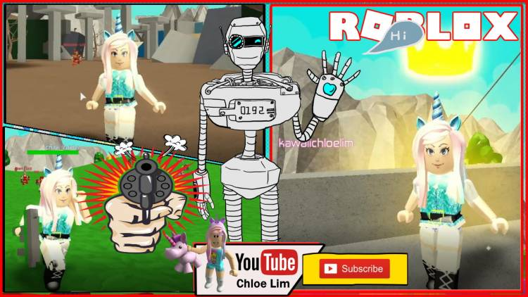 Roblox Robot Inc Gamelog - December 01 2019