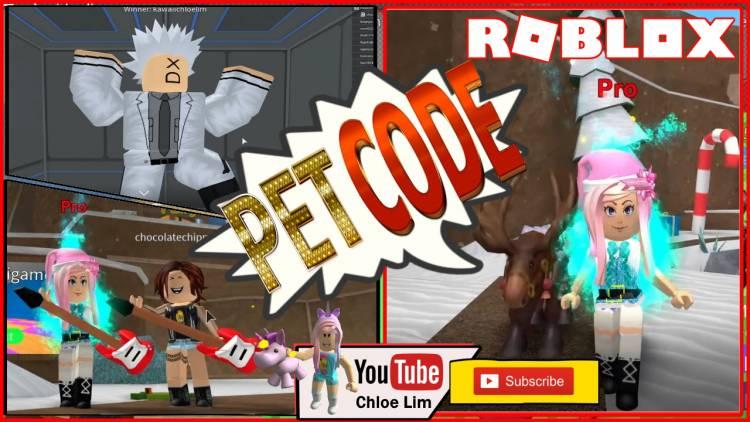 Roblox Epic Minigames Gamelog - December 16 2019