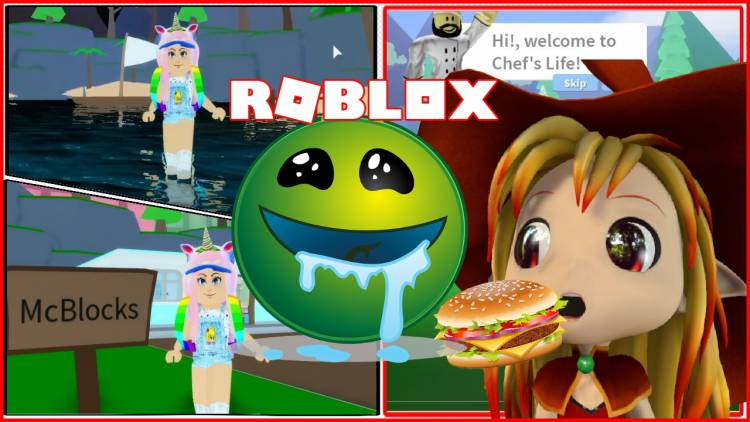 Roblox Cooking Legends Gamelog - January 06 2020