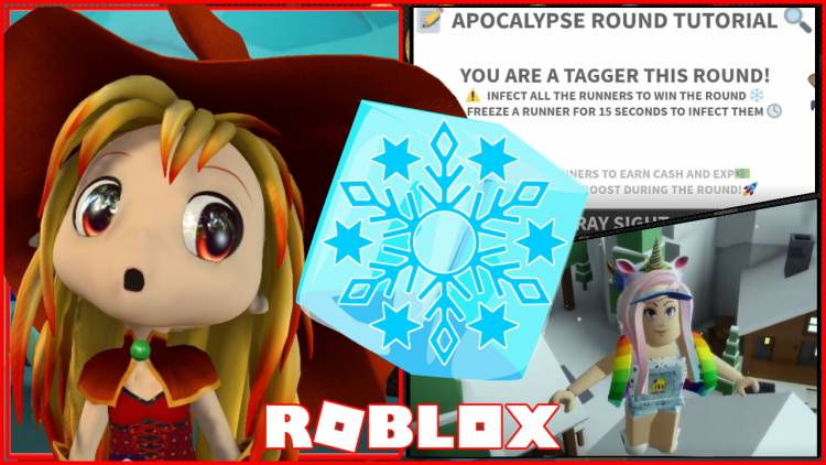 Roblox Freeze Tag Gamelog - January 25 2020