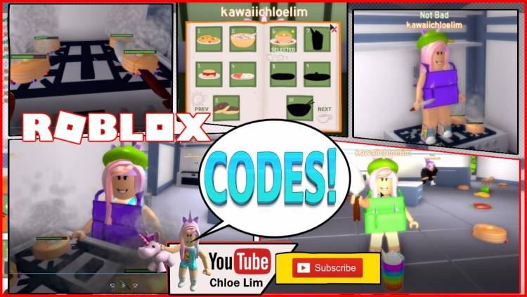 Roblox Cooking Simulator Gamelog - June 8 2018