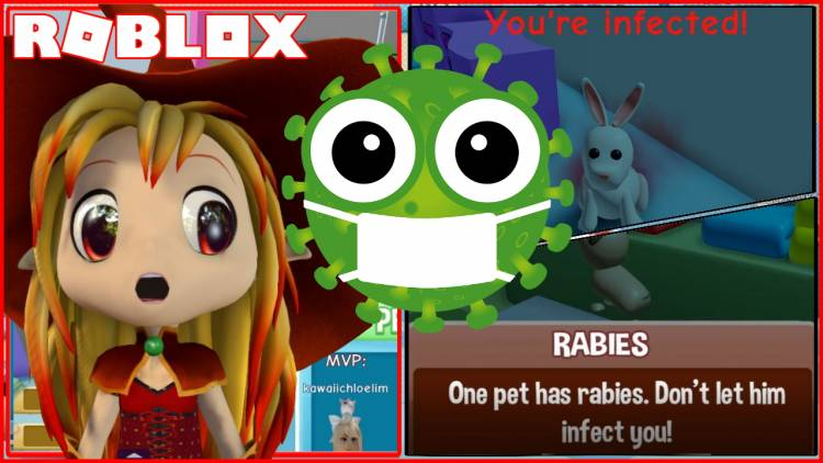 Roblox Pet Escape 2 Gamelog - March 18 2020