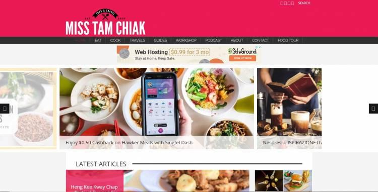 Miss Tam Chiak: Singapore's Best Food Blog