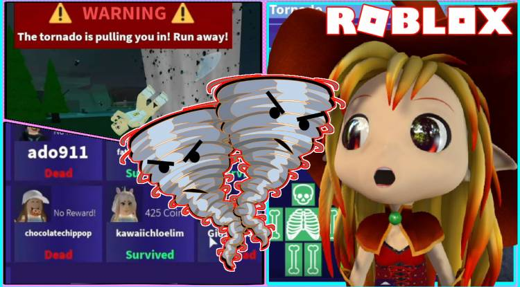 Roblox Tornado Alley Ultimate Gamelog - July 11 2020