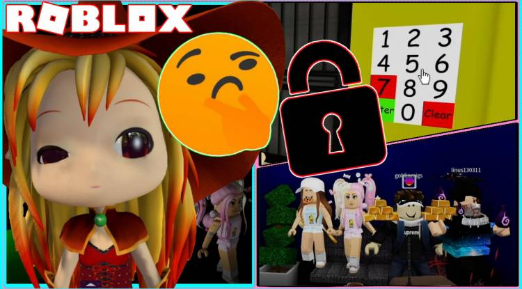Roblox Find The Code Gamelog - July 14 2020
