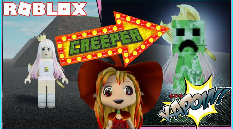 Roblox Creeper Chaos Gamelog - August 10 2020