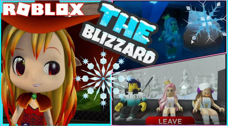 Roblox The Blizzard Gamelog - August 16 2020