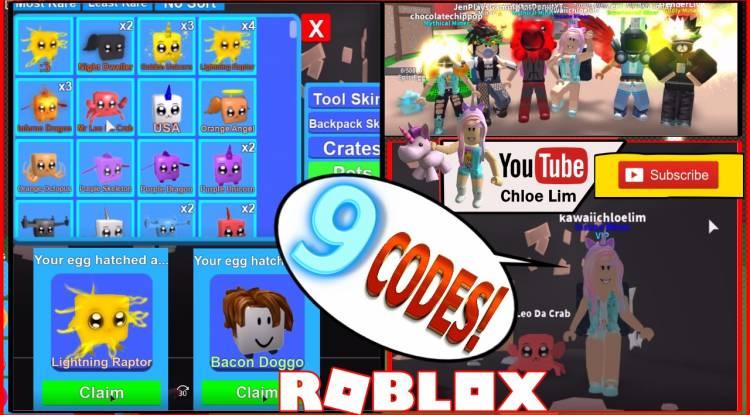 Roblox Mining Simulator Gamelog - June 24 2018