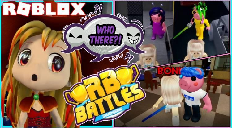 Roblox Piggy Gamelog - December 01 2020