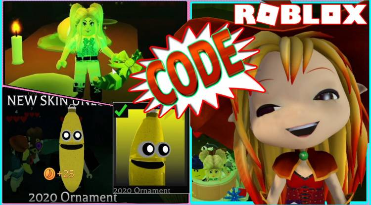 Roblox Banana Eats Gamelog - December 21 2020