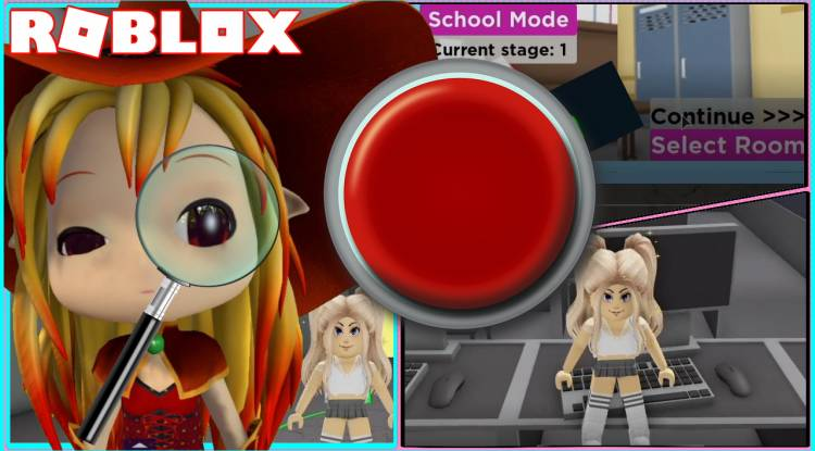 Roblox Find The Button V2 Gamelog - February 03 2021