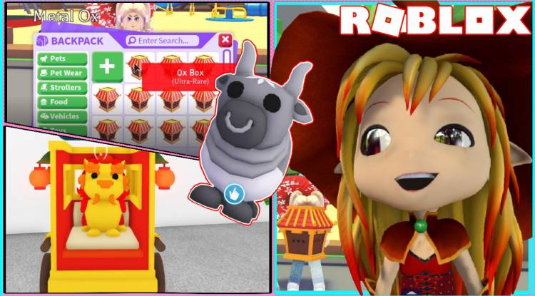 Roblox Adopt Me Gamelog - February 04 2021
