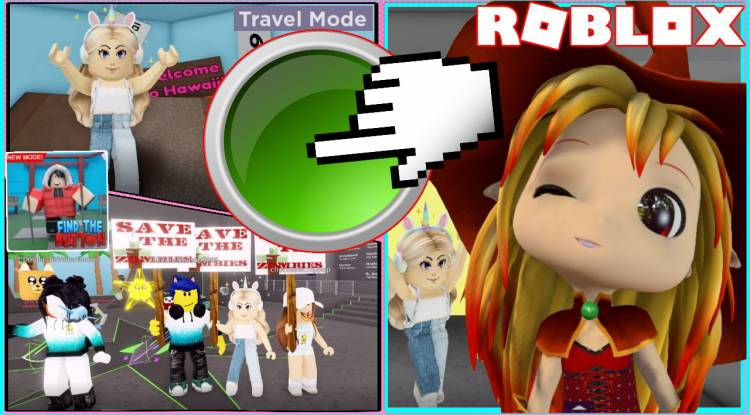 Roblox Find The Button V2 Gamelog - February 09 2021