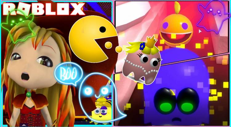 Roblox Pac-Blox Gamelog - March 10 2021